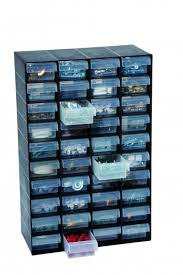 Multi Drawer Storage Cabinet 40 Multi Drawer Plastic Storage Cabinet For Home Garage Or Shed