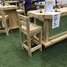 Rustic Outdoor Furniture by Exterior Bar Stool Durable Rustic Outdoor Bar Stools Hand Made