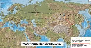 Oymyakon Map Trans Siberian Map Development Innovations Com