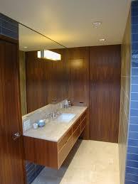 Bathroom Vanities Seattle Bathroom Of The Year Seattle Magazine Walnut Floating Vanity