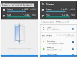 ccleaner apk ccleaner apk v1 16 62 free for android version