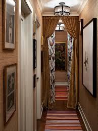 Doorway Privacy Curtains Options For Closing Bedroom Hallway In A Ranch Pocket Door