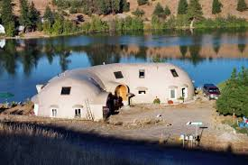 inflatable concrete dome homes home