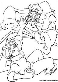 treasure planet coloring disney coloring pages