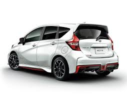 nissan japan cars nissan note e power nismo hits japan retails from 21 330