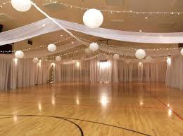 Ceiling Draping For Weddings Wedding Decorations Ceiling Drapes Indoor Simple Draping Of Lights