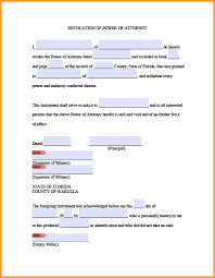 General Power Of Attorney Form Florida Pdf by 7 Power Of Attorney Form Florida Week Notice Letter