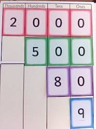 printable math games on place value teaching place value great ideas freebies and more math math