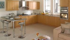 interior design beech kitchen units