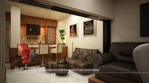 Kitchen Interior Futuristic Interior Threedpower