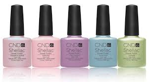 what is shellac nail polish kit colors how to apply at home