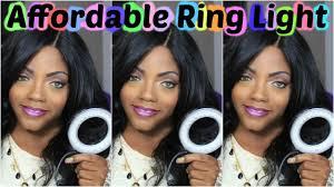 neewer led ring light affordable ring light neewer 48 led ring light review techbeautie