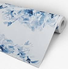 self adhesive wallpaper blue blue self adhesive wallpaper moonwallstickers