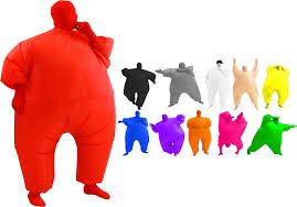 Fat Suit Halloween Costume Inflatable Chub Suit Costume Tv Store