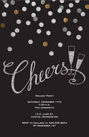 new years or birthday party invitation stock image best 25 new years invitations ideas on new years
