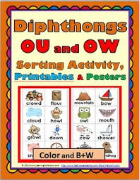 105 best language arts digraphs and diphthongs images on
