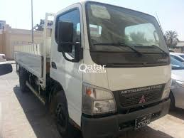 mitsubishi truck canter mitsubishi canter truck for sale qatar living