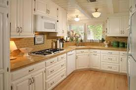 Corner Sink For Kitchen by 20 Pictures Of Simple Tile Kitchen Countertops Home Design Lover