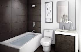 Bathroom Ideas White And Brown by Apartments Contemporary Minimalist Small Bathroom Design Ideas