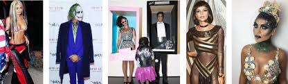 The Best Celebrity Halloween Costumes by The Best Celebrity Halloween Costumes