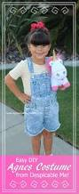 easy diy agnes from despicable me costume for halloween