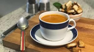 salmas salma u0027s kitchen مطبخ سلمى tomato soup شربة طماطم youtube