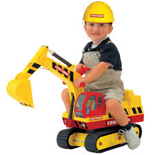 my first craftsman excavator with sounds shop your way online