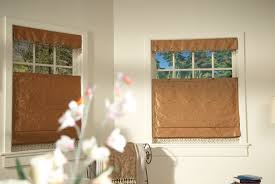 Custom Roman Shades Bay Way Blinds And Draperies A Leader In Window Coverings