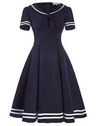 vintage sailor nautical style clothing