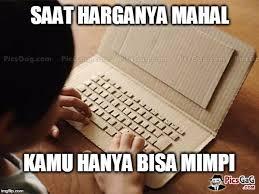 Laptop Meme - 10 meme laptop dan aksesori kamu pasti pernah alami