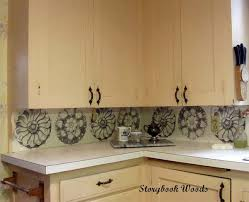 easy diy kitchen backsplash kitchen backsplash diy design ideas donchilei
