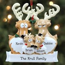 personalized novelty ornaments