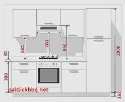 meuble cuisine hauteur hauteur meuble cuisine pour idees de deco de cuisine best of