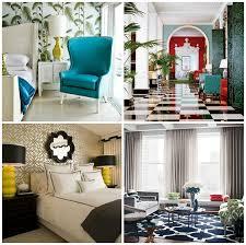 Décor Dictionary Hollywood Regency Style  The Design Tabloid - Regency style interior design