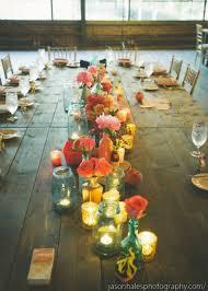 dã coration table mariage 16 best images about deco fleur on bottle vintage