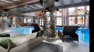 evassion select hotel kilimandjaro courchevel 1850 youtube