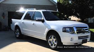 ford expedition el 2013 ford expedition el limited w opti coat pro aic detail