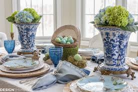 Easter Table Decor Elegant Easter Table Decorations For A Holiday Brunch