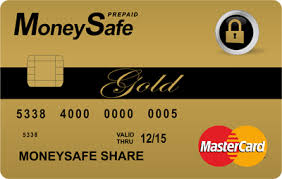 mastercard prepaid card moneysafe prepaid mastercard