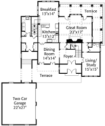 House Plans Colonial Gorgeous Inspiration 2 Spanish Colonial House Plans Home Floor