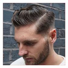 low maintenance mens hairstyles along with messy thin rugged type