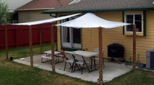 Diy L Shade Phenomenal Diy Patio Awning Ideas Patio Shade Ideas Diy Jpg