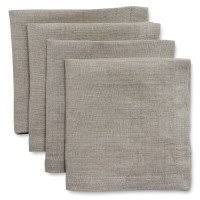 linen napkins sets of 4 sur la table