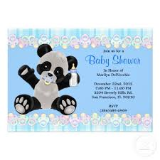 Panda Baby Shower Invitations - 50 best panda bear images on pinterest baby pandas baby panda