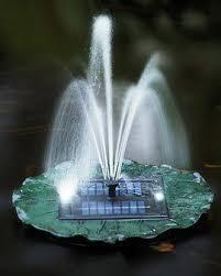solar fountains with lights 16 best solar fountains images on pinterest solar fountains