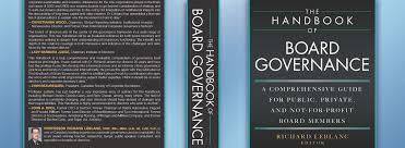 leblanc guide the handbook of board governance