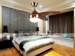 Ceiling Fan Living Room by 42inch Living Room Decorative Led Wooden Ceiling Fan Light