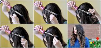 hair wand hair styles curling wand tutorial long hair hair style and color for woman