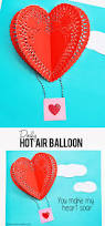 doily air balloon craft i heart arts n crafts