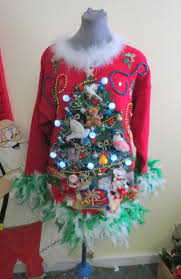 ugly christmas tree photos christmas lights decoration